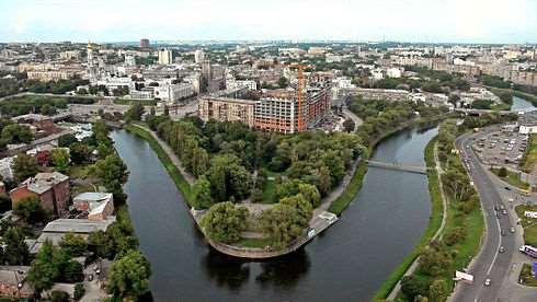 Можно ли получить достойный отдых в Харькове?