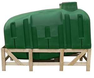 Надежные бункеры и емкости с обрешеткой