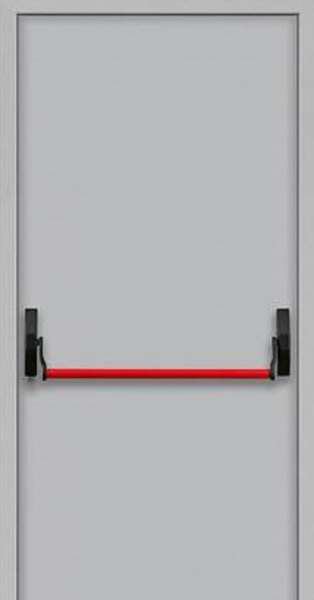 Большой ассортимент современных противопожарных дверей