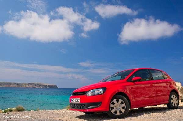 Аренда люксовых автомобилей на Крите