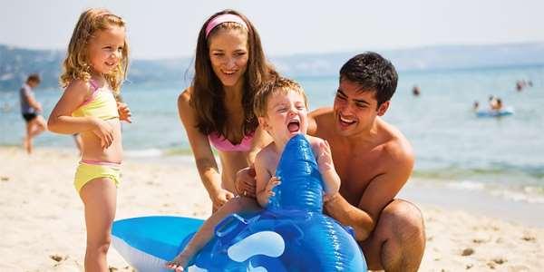Содержательный и веселый летний отдых с детьми в Болгарии