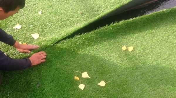 Экологичная и реалистичная искусственная трава