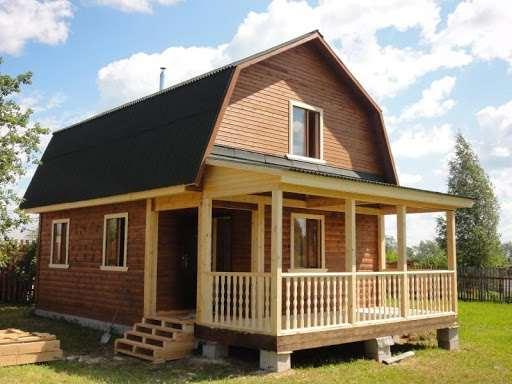 Реализация домов из бруса в Рязани и области