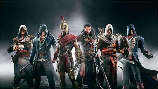 Выбор сеттинга в Assassin's Creed