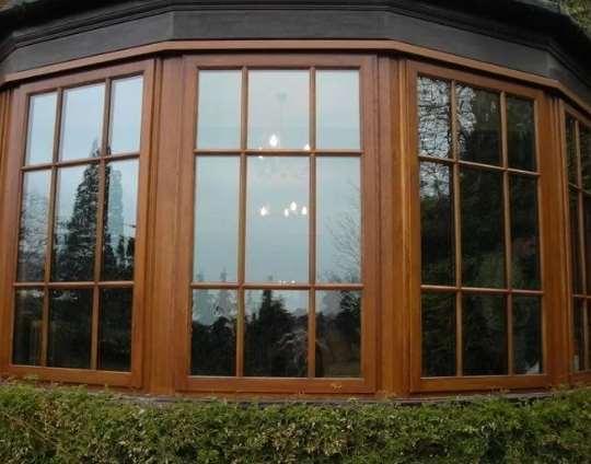 Деревянные окна от профильного производителя