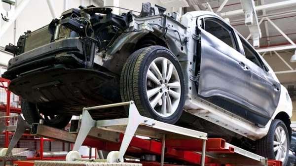 Главные этапы кузовного ремонта автомобиля