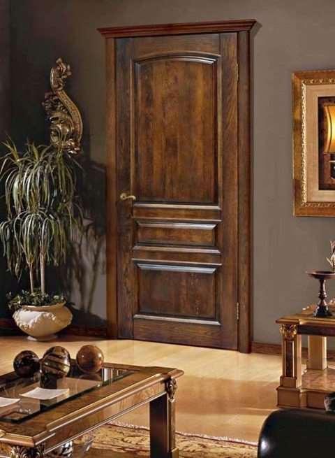 Окна и двери из массива дерева