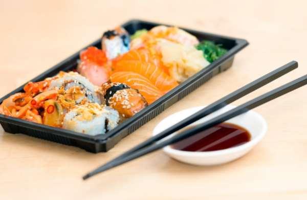 Франшиза сервиса по доставке суши