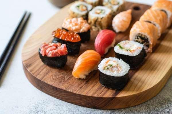 Суши — совмещение пользы и невероятного вкуса