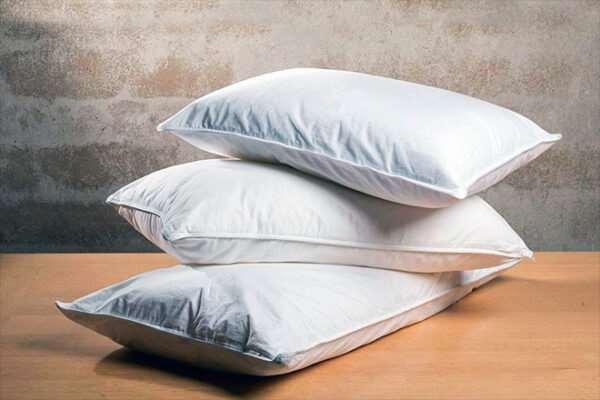 Пуховые подушки для комфортного сна