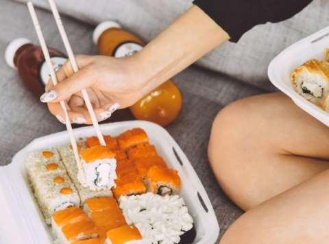 Возможность заказа суши сетов в Днепре