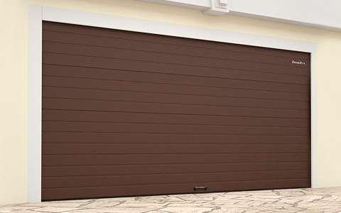 Заказ выгодных секционных гаражных ворот