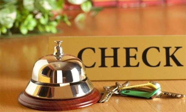 Получение гостиничных чеков на территории МСК