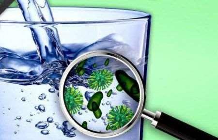 Как проводится очистка питьевой воды?