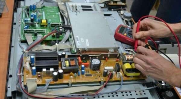 Когда требуется ремонт ЖК телевизоров?