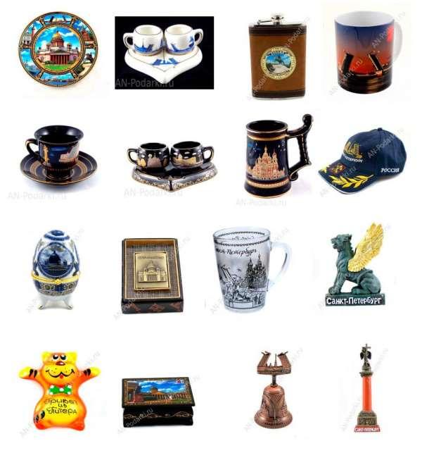 Презентабельные и практичные сувениры из СПб