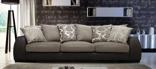 Стильные и эстетичные прямые диваны