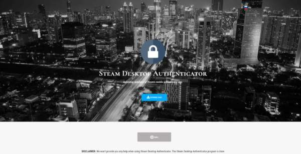 Эмулятор мобильного аутентификатора для «Steam»