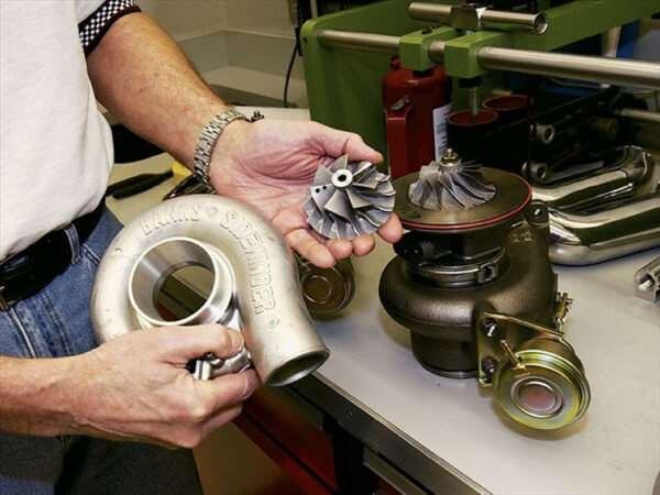 Ремонт турбин профильными специалистами