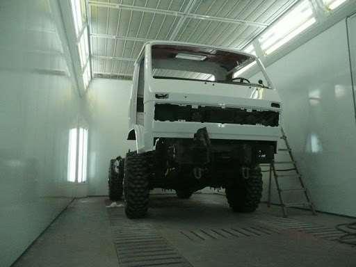 Профессиональный кузовной ремонт машин