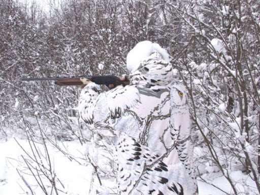 В чем секрет успешной зимней охоты?
