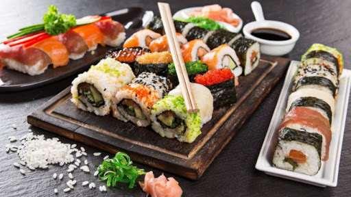 Суши — пища на все случаи жизни
