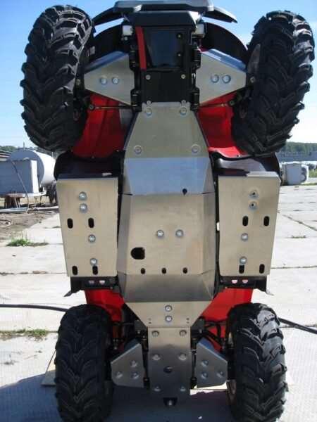 Защита для квадроциклов STORM: что включает?