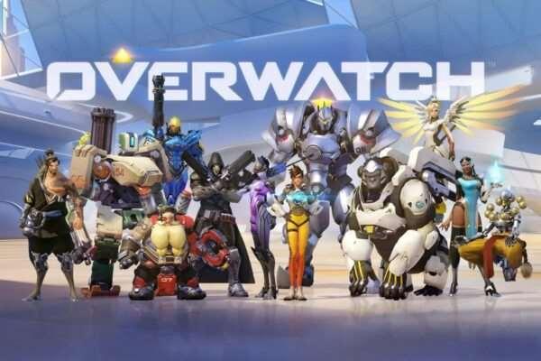 Профильные услуги для игры Overwatch