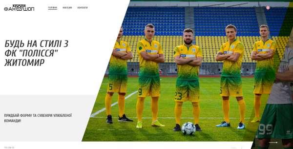 Высококачественные футбольные принадлежности в интернет-магазине «ФанШоп»