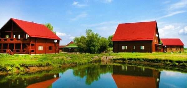 Базы в непосредственной близости от Киева для отдыха с детьми