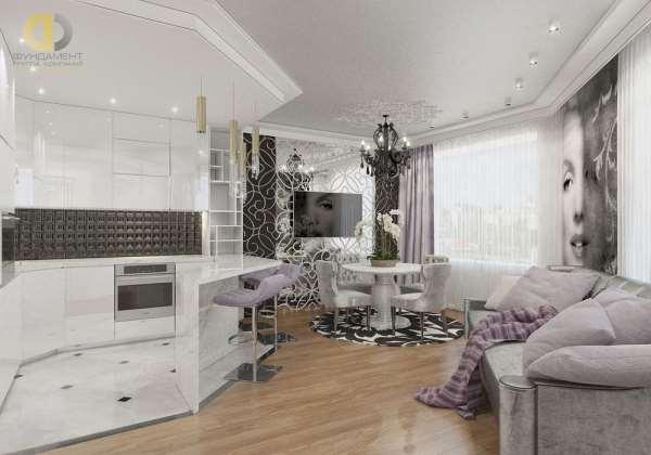 Этапы создания дизайна интерьера квартиры