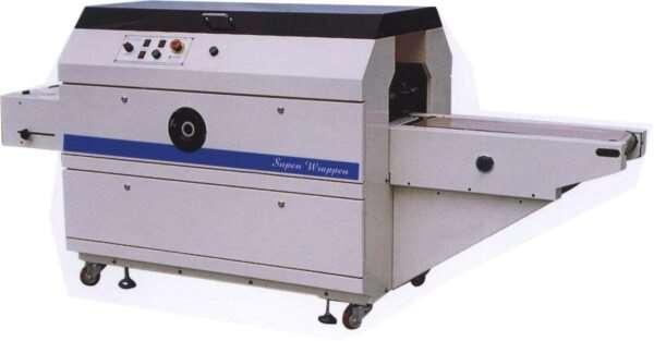 Автоматический упаковщик лотков типа SW-300