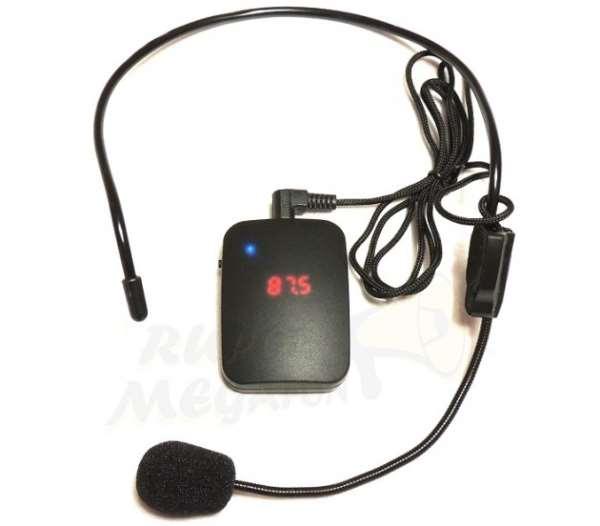 Микрофон беспроводной ФМ по доступной цене