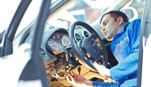 Установка автосигнализации профильными спецами