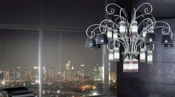 Стильные и надежные светильники