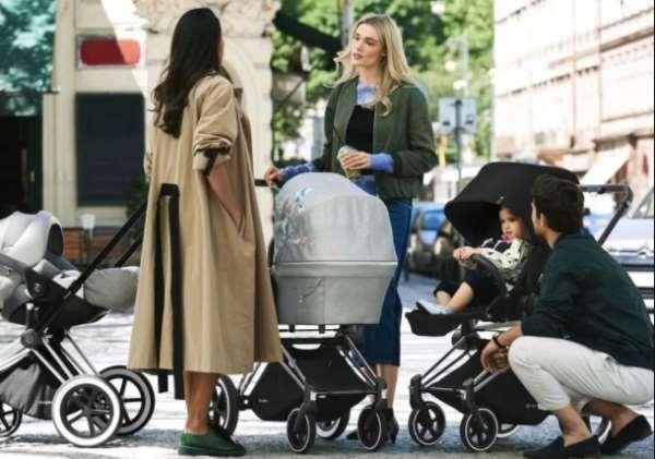 Советы по выбору коляски для новорожденных