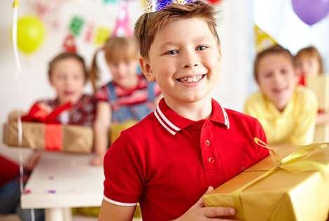 Профессиональная организация детских праздников