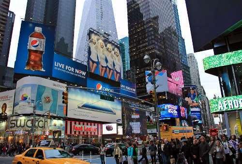Рекламные вывески — высокая результативность