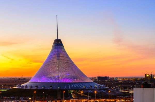 Самые популярные достопримечательности Казахстана