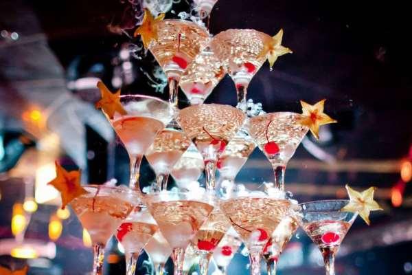 Выездной бар гарантирует успех в проведении мероприятий и вечеринок