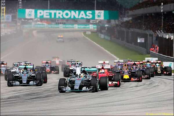 Формула-1 перед Гран-при Малайзии