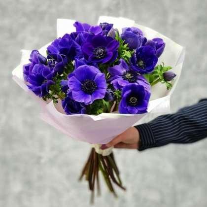 Цветы поштучно в салоне цветов «Анемонъ»