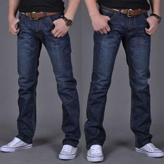 Стильные и надежные утепленные мужские джинсы