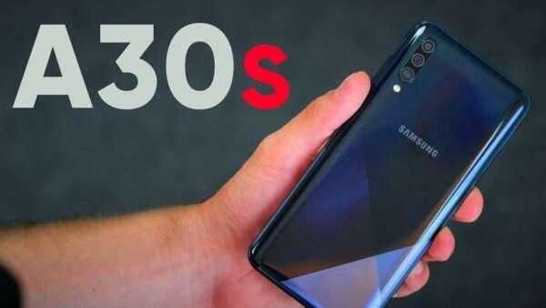 «Samsung А30s» – достойный смартфон с качественным дисплеем