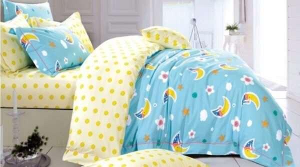 Советы по выбору детского постельного белья