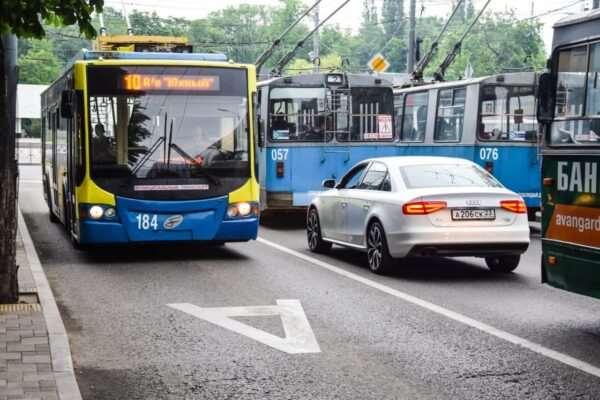 Краснодар вошел в топ-5 городов по скорости развития общественного транспорта