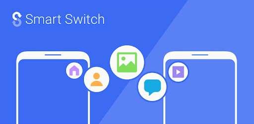 Программа для передачи данных «Samsung Smart Switch Mobile»