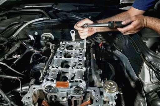 Ремонт двигателей и его особенности