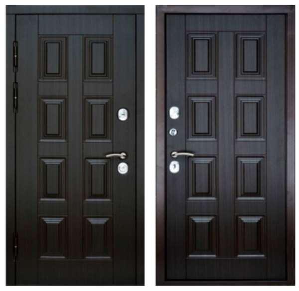 Надежные металлические двери в Алматы