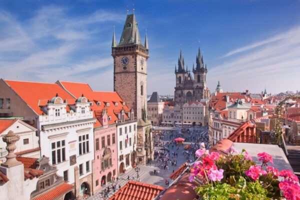 Популярные экскурсионные маршруты по городу Прага